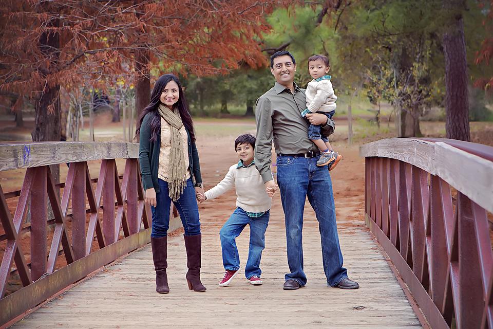 Patel Family | Houston Family Photographer | Katy Family Photography